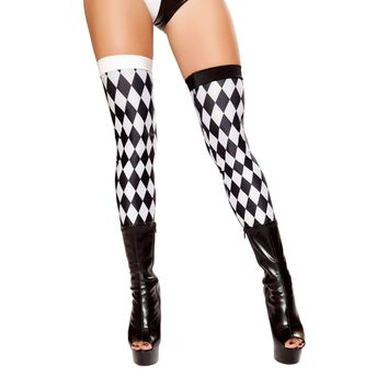 Roma Costume ST10044 - Jester Leggings