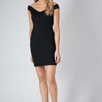 TALL BARDOT BODYCON DRESS