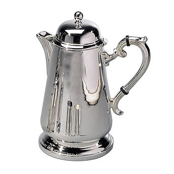 Elegance Silver Hotel Collection Coffee Pot