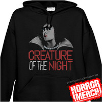Rocky Horror Picture Show - Creature Of The Night [Hooded Sweatshirt]