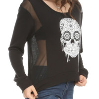 Skull Girls Sweater
