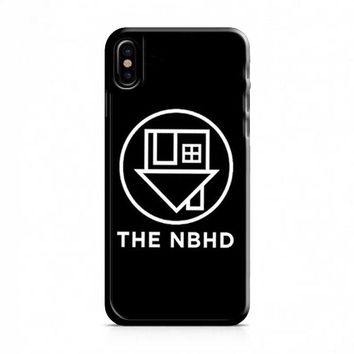The Neighbourhood NBHD iPhone X Case