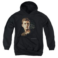 Vampire Diaries - Forever Youth Pull Over Hoodie
