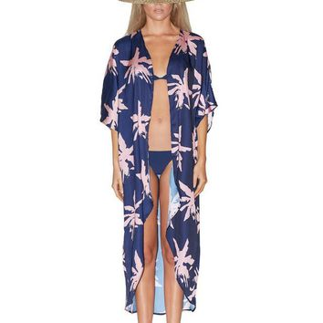 Long Beach Kaftan - Palm Royal