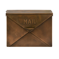 Envelope Wall-Mount Mailbox