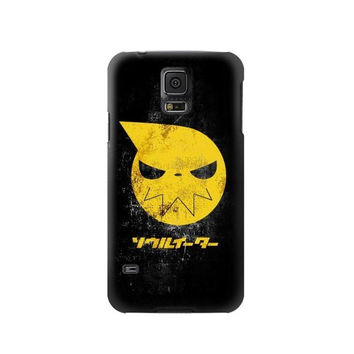 P2811 Soul Eater Japan Anime Symbol Phone Case For Samsung Galaxy S5