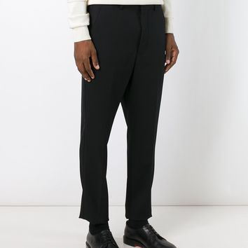Ami Alexandre Mattiussi carrot-fit Trousers - Farfetch