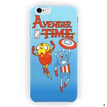 Adventure Time The Avenger For iPhone 6 / 6 Plus Case