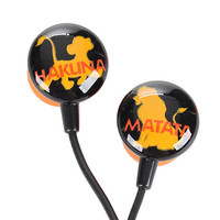 Disney The Lion King Hakuna Matata Earbuds