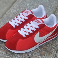 """""""Nike Cortez"""" Classic Unisex Sport Casual Cloth Surface Running Shoes Couple Retro Sneakers"""