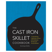 The Cast Iron Skillet Cookbook, Non-Fiction Books