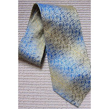 Vintage Sheaf Of Style  Fine Tie