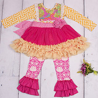 Giggle Moon Glory Shines Tutu Dress with Legging PREORDER