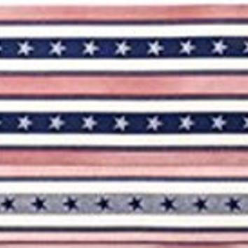 Primitives by Kathy Stars and Stripes Table Runner