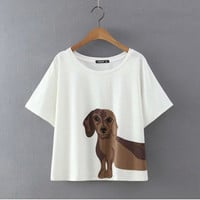 Dachshund Dog Shirt