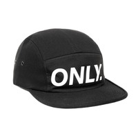ONLY NY | STORE | Hats | Canvas Logo 5-Panel