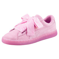Suede Heart Reset Women's Sneakers, buy it @ www.puma.com