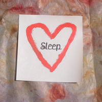 Sleep Heart Patch