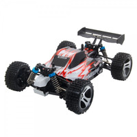 Wltoys A959 Vortex 1/18 2.4G 4WD Electric RC Car Off-Road Buggy RTR Red
