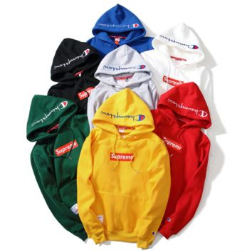 Best Supreme Hoodie Products on Wanelo