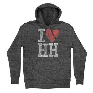 I Heart HH Hoodie - Apparel