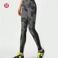 lulu LULULEMON volcanic color yoga pants for women-2