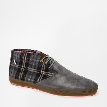 Fish & Chips By Base London Chukka Boots