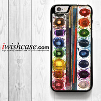 Water Colors for iPhone 4 4S 5 5S 5C 6 6 Plus , iPod Touch 4 5  , Samsung Galaxy S3 S4 S5 S6 S6 Edge Note 3 Note 4 , and HTC One X M7 M8 Case