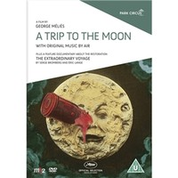 Meliés A Trip To The Moon (Restored) / The Extraordinary Voyage