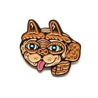 Extra Caterrestrial Pin (Limited Edition)