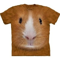 The Mountain Guinea Pig Face T-shirt