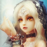 Eden-Winter, Boy & Girl 57cm Girl - BJD Dolls, Accessories - Alice's Collections