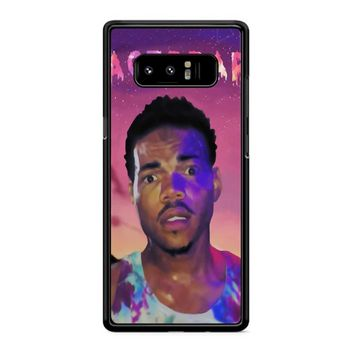 Acid Rap- Chance The Rapper Samsung Galaxy Note 8 Case