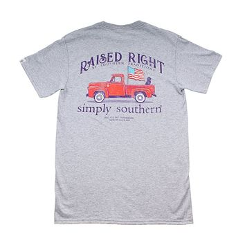 Guys Raised Truck Tee by Simply Southern