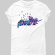 Feather Graphic Tee