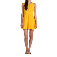 DV by Dolce Vita: Delyth Dress Yellow