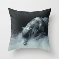 Things change Throw Pillow by happymelvin