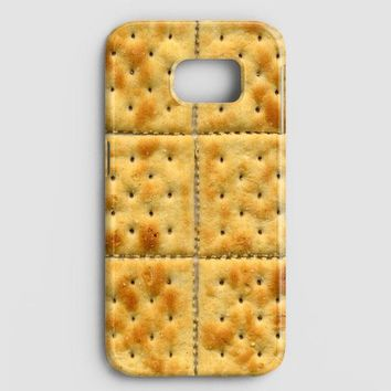 Cracker Samsung Galaxy S7 Case
