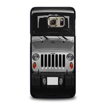 jeep samsung galaxy s6 edge plus case cover  number 1