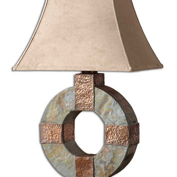Uttermost Slate Table Lamp - 26307