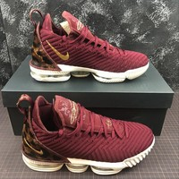 Nike LeBron James XVI LMTD 16 King AO2595-601 Basketball Shoes - Best Online Sale