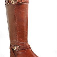 Tory Burch - Calista - Sienna Leather Riding Boot