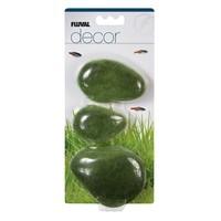 Fluval Decor Three Large Moss Stones