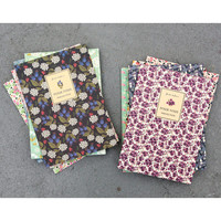 Wanna This Pour vous melody lined notebook medium
