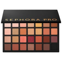 Sephora PRO Warm Eyeshadow Palette - SEPHORA COLLECTION | Sephora