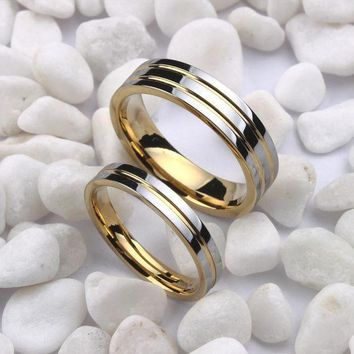 Size 4 12.5 Tungsten Wedding Bands Ringcouple Ring Engagement Ringcan Engraving (price Is For One Ring)