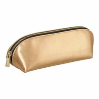 Make-up brush pouch - Gold - Ladies | H&M GB