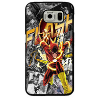 The Flash TPU+PC Case For Samsung Galaxy S7