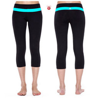 Lululemon Fashion Solid Yoga Sport Gym Tight Pants Trousers Sweatpants