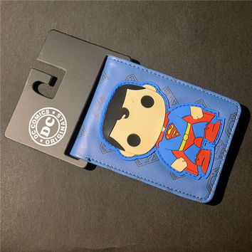 DC Comics Superman Pop Wallet
